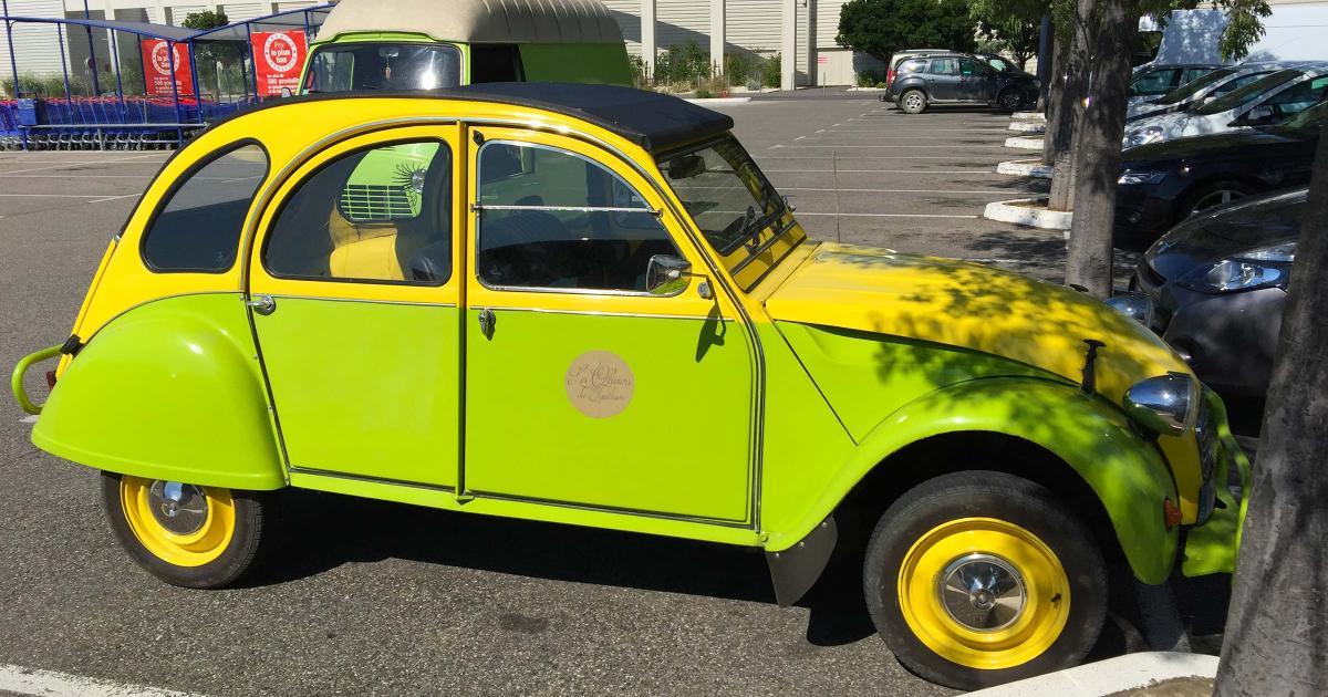 citroen 2cv6 sp u00e9ciale  une voiture de collection propos u00e9e par thierry p