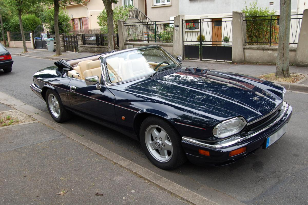 jaguar xjs cabriolet. Black Bedroom Furniture Sets. Home Design Ideas