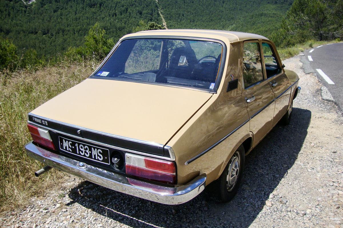 renault 12 ts 1975  une voiture de collection propos u00e9e par