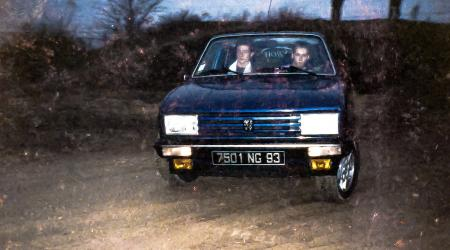 Voiture de collection « Peugeot 104Z »