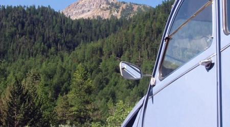 Voiture de collection « 2cv 1987 »