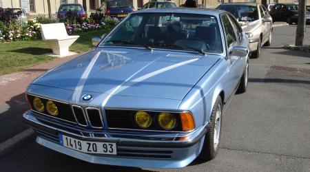 Voiture de collection « BMW 633 CSI 1977 »