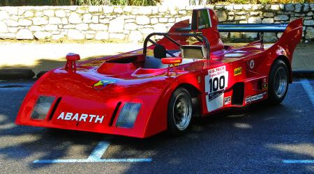Voiture de collection « Abarth Osela 2000 PA1 »