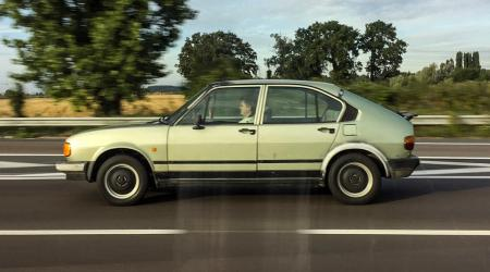 Voiture de collection « Alfa Romeo Alfasud »