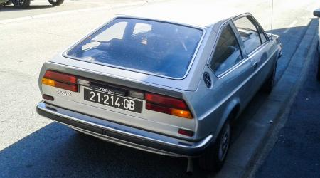 Voiture de collection « Alfa Romeo Alfasud Sprint »