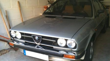 Voiture de collection « Alfa Roméo Alfasud Veloce 1,5l »