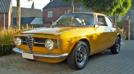 Alfa Roméo GT Junior 1300