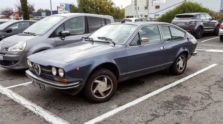 Voiture de collection « Alfa Romeo GTV »