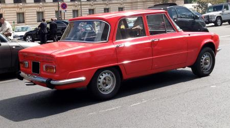 Alfa Roméo Guilia Super 1600