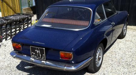Voiture de collection « Alfa Romeo Giulia GT 1600 Junior »