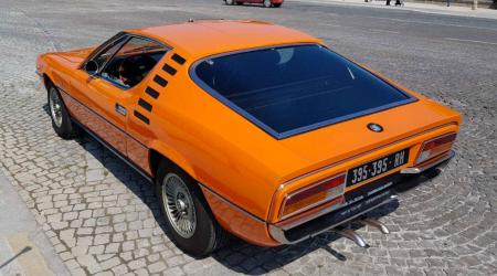 Voiture de collection « Alfa Romeo Montreal »