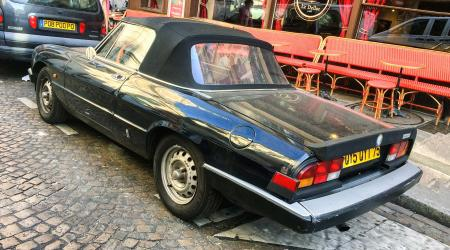 Voiture de collection « Alfa Romeo Spider 2000 »