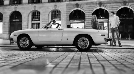 Voiture de collection « Alfa Romeo 2000 Spider »