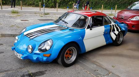 Voiture de collection « Alpine A110 berlinette »