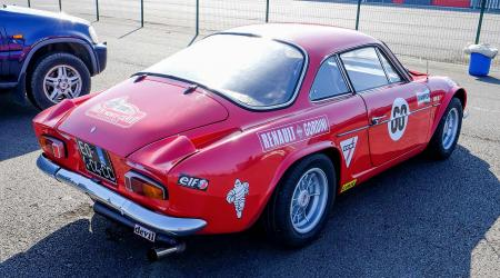 Voiture de collection « Alpine A110 / Berlinette »