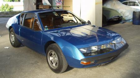 Voiture de collection « Alpine A 310 »