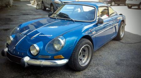 Voiture de collection « Alpine A 110 »