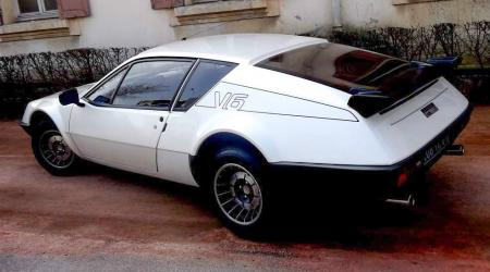 Voiture de collection « Alpine A310 V6 »