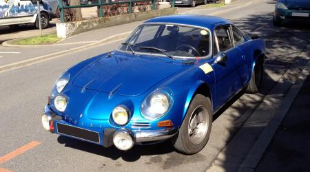 Voiture de collection « Alpine Renault A110 »