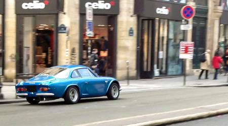Berlinette Alpine A110