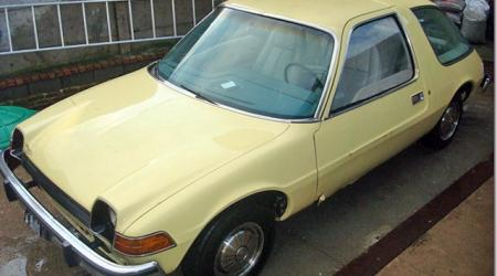 Voiture de collection « AMC Pacer 1975 »