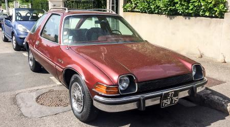 Voiture de collection « AMC Pacer D/L Sedan »