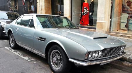 Voiture de collection « Aston Martin DBS »