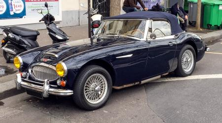 Voiture de collection « Austin Healey 3000 »