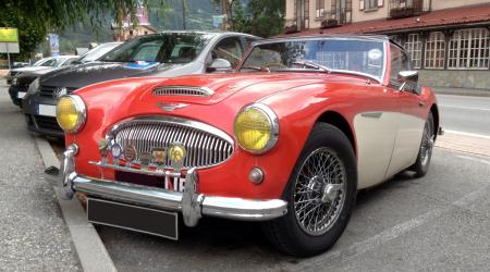 Voiture de collection « Austin Healey 3000 MKII »
