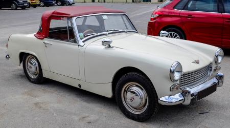 Voiture de collection « Austin-Healey Sprite »