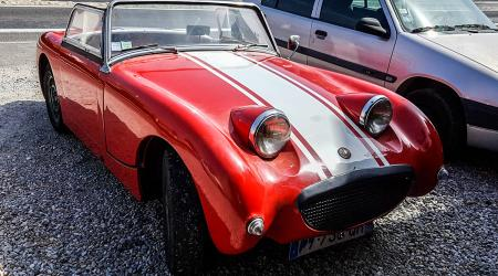 Voiture de collection « Austin-Healey Sprite Mk1 »