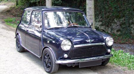 Voiture de collection « Austin Mini 1000 »