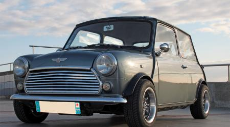 Voiture de collection « Mini Austin 1989 »