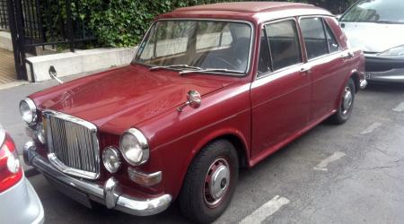 Voiture de collection « Vanden Plas Austin Princess 1300 »