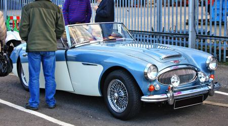 Voiture de collection « Austin Healey 3000 MKIII »