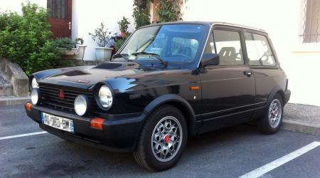 Voiture de collection « Autobianchi 112 Abarth »