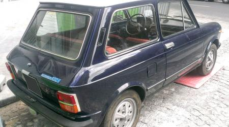 Voiture de collection « Autobianchi A112 E »