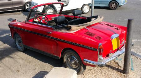 Voiture de collection « Autobianchi Bianchina Eden Rock »