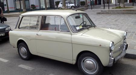 Voiture de collection « Autobianchi Bianchina Panoramica »