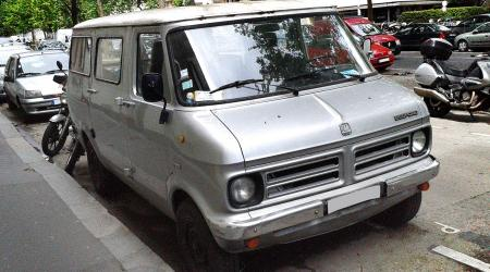 Voiture de collection « Bedford »