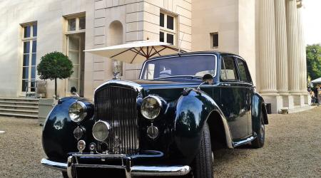 Voiture de collection « Bentley R-type »