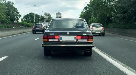 Voiture de collection « Bentley Turbo R »