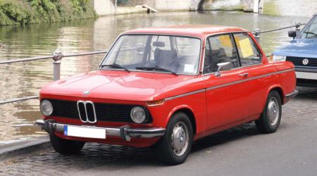 Voiture de collection « BMW 1502 »