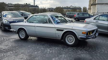 Voiture de collection « BMW 3.0 CSL »