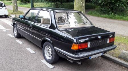 Voiture de collection « BMW 315 E21 »