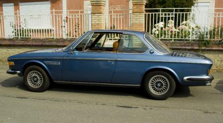 Voiture de collection « BMW 3.0 CSI »