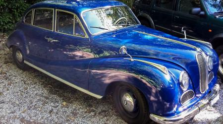 Voiture de collection « BMW 501 »