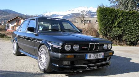 Voiture de collection « BMW Alpina B3 2,7 litres »