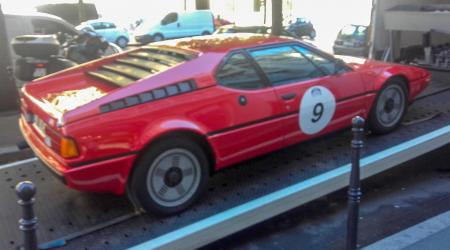 Voiture de collection « BMW M1 »