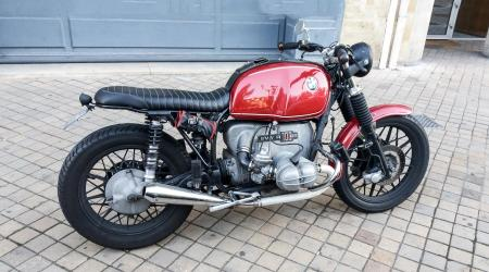 Voiture de collection « BMW R 100 RS »